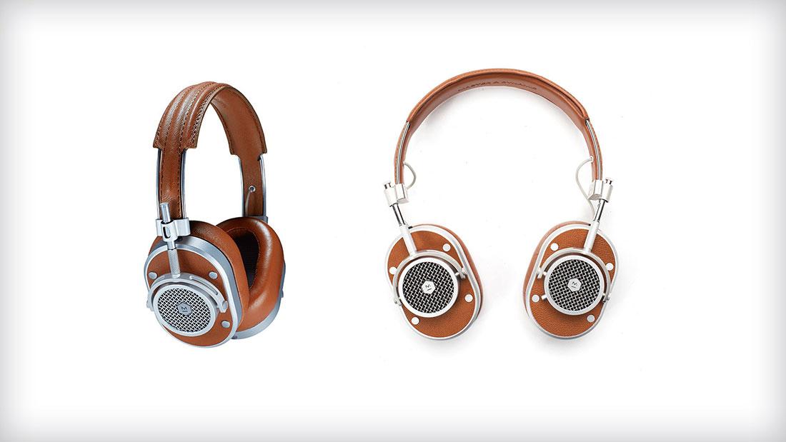 Revendeur haute fidélité de casques audio Master & Dynamic à Paris
