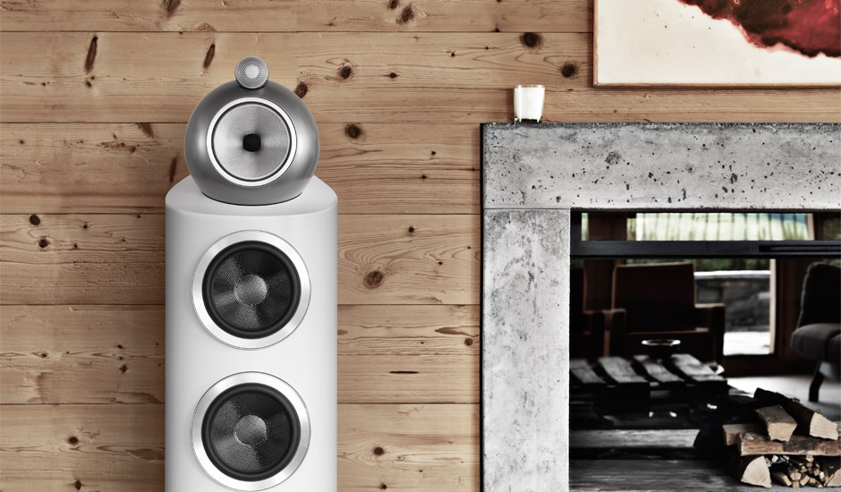 bowers & wilkins nouvelle série diamond d3 - présence audio conseil