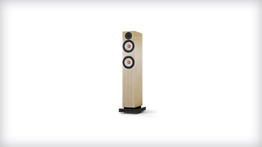 Revendeur haute-fidélité des enceintes audio Penaudio à Paris
