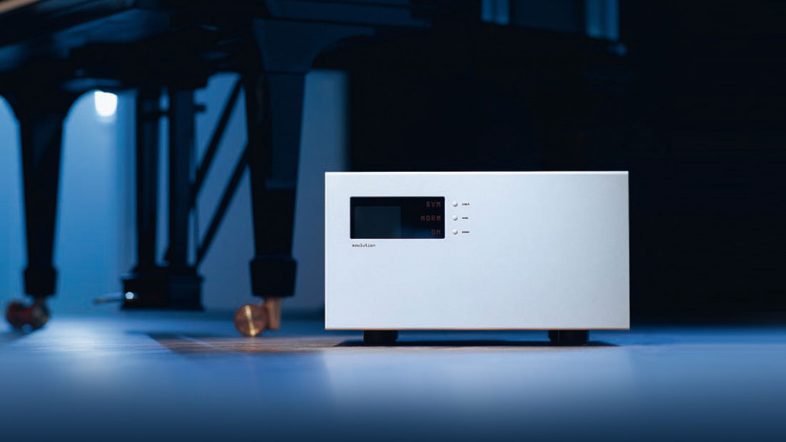 Revendeur hifi des amplificateurs audio Soulution à Paris