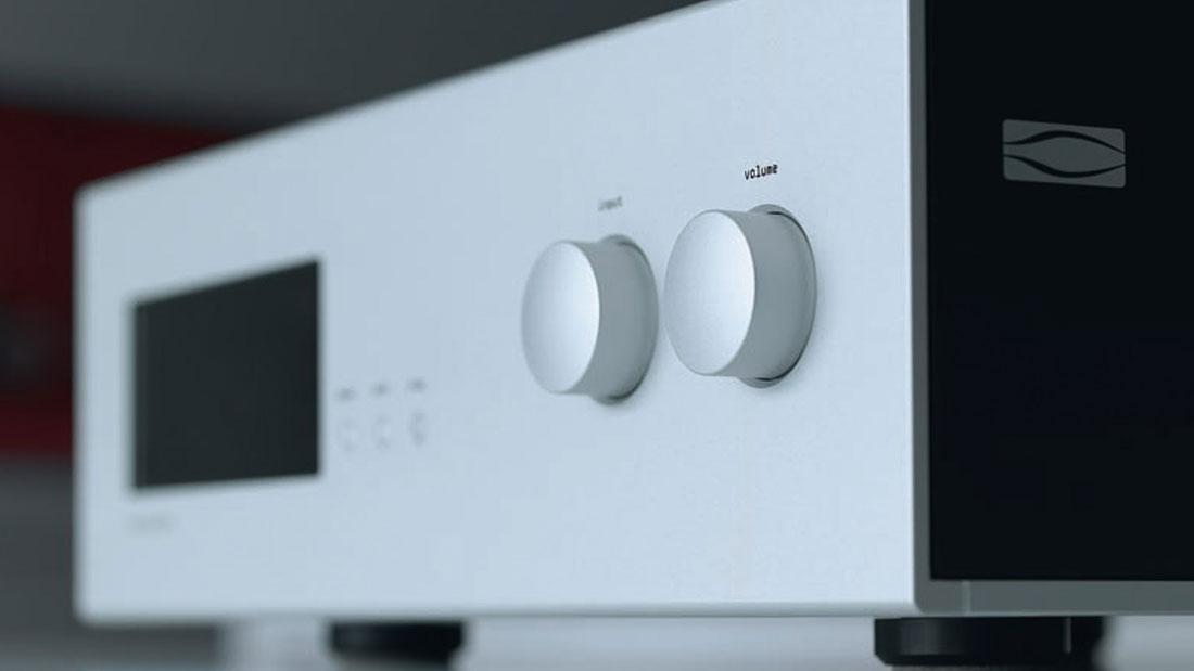 Revendeur haute fidélité des amplificateurs audio Soulution à Paris